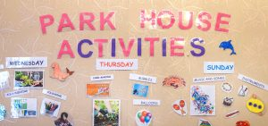 dementia care home activities