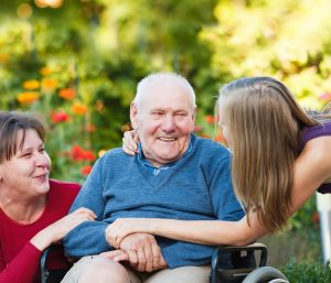 Dementia Care homes in Shropshire - supporting those with complex needs