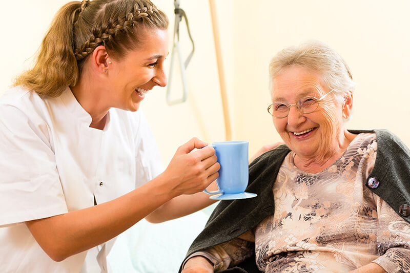 Dementia Care Homes in Shropshire/Worcestershire - Park House Care Home